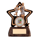 Resin Little Star Running Award