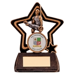 Little Star Male Gymnastics Trophies
