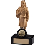 Big Achiever School Girl Trophies