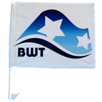 Car Flag Personalised