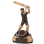 Cricket Legacy Batsman Figure Trophies