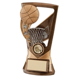 Resin Velocity Basketball Trophies
