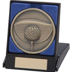 Golfing Medal In A Box