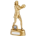 Resin Netball Figure Trophies