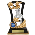 Resin Netball Trophies