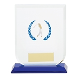 Gladiator Golf Premium Glass Plaques
