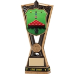 Resin Snooker Titans Trophies