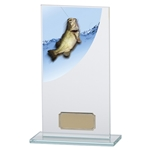 Angling/Fishing Premium Glass Plaques