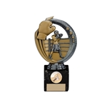 Gun Metal Boxing Renegade Legend Trophies