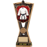 Resin Martial Arts/Karate Titans Trophies