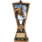 Resin Horse/Equestrian Titans Trophies