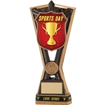 Resin Sports Day Titans Trophies