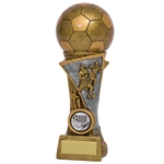Century Resin Football Tower Trophies