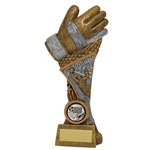 Century Goal Keeper Glove Football Trophies