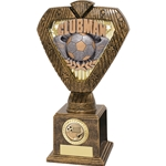 Hero Legend Clubman Football Trophies