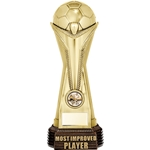 World Cup Most Improved Player Football Trophies