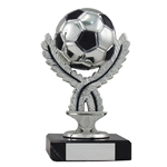 100 Budget Football Ball Trophies - Bulk Buy