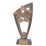 Star Blast Motorsport Chequered Flags Trophies