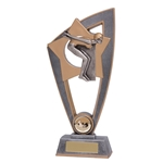 Star Blast Female Swimming Trophies