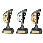 Blaze 1st, 2nd and 3rd Place Trophies