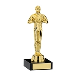 The Oscar Style Award - Achievement Trophy