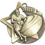 Rugby Medals and Ribbons