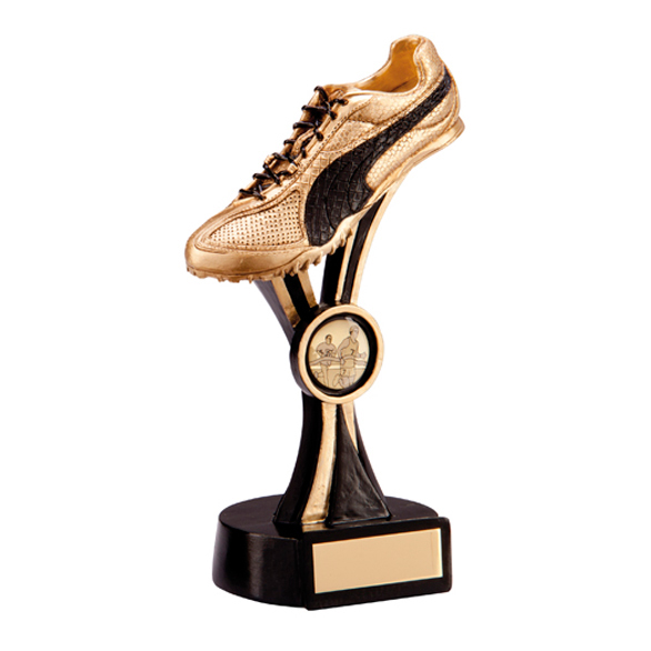 Running Spike Shoe Trophies