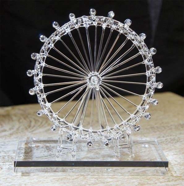 London Eye Glass Model