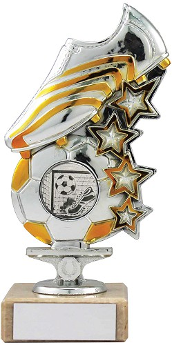 Football Boot Star Trophies