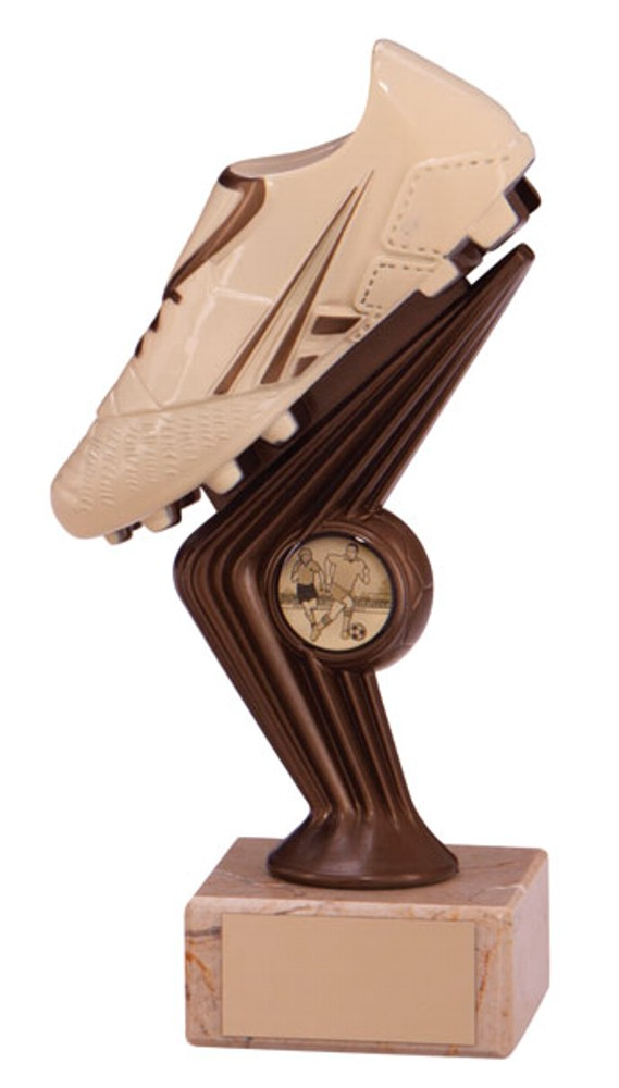 Spirit Falcon Football Boot Trophies