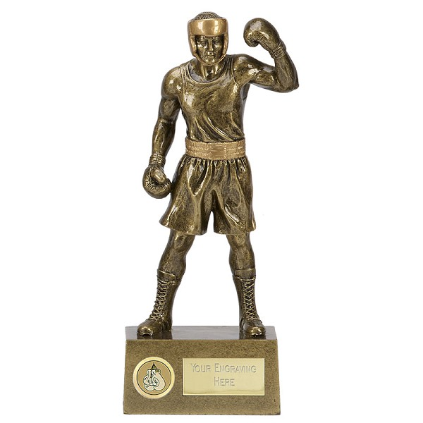 Knockout Boxing Trophies