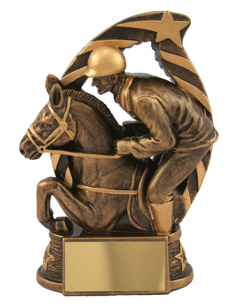Horse and Rider Trophies