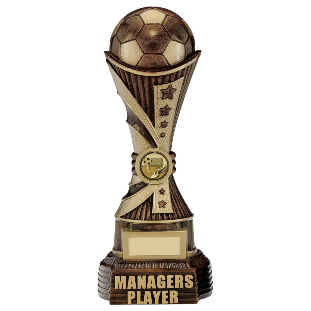 All Stars Managers Player Football Trophies