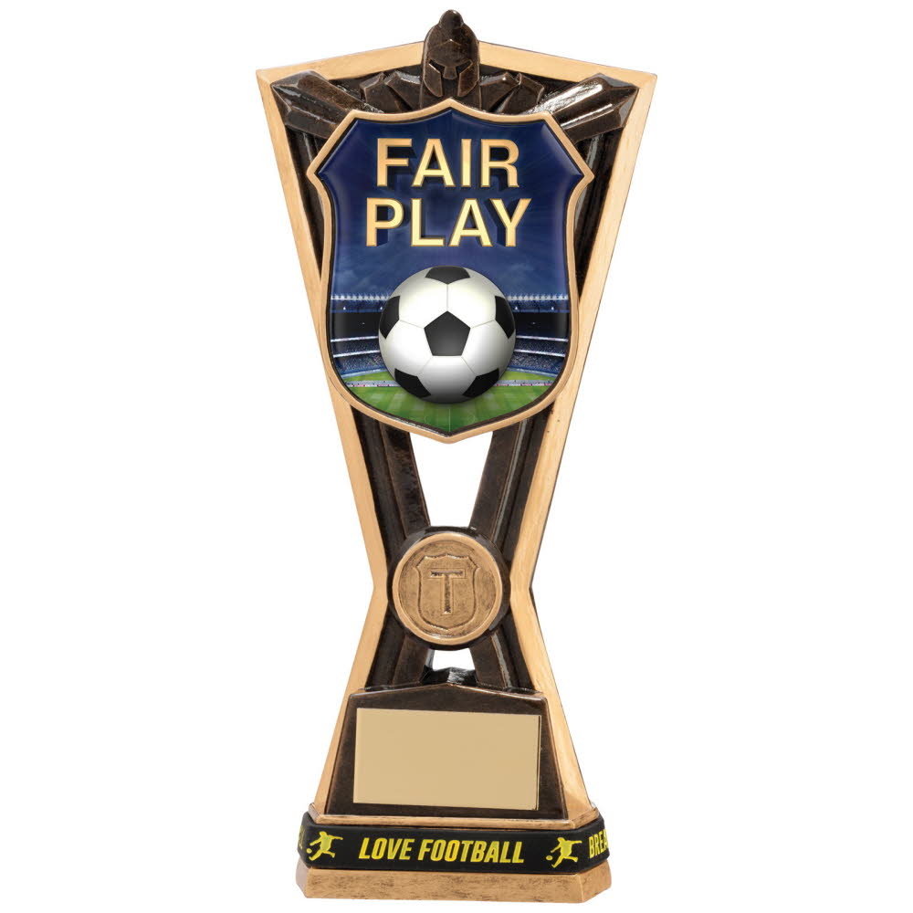 Fair Play Titans Football Trophies