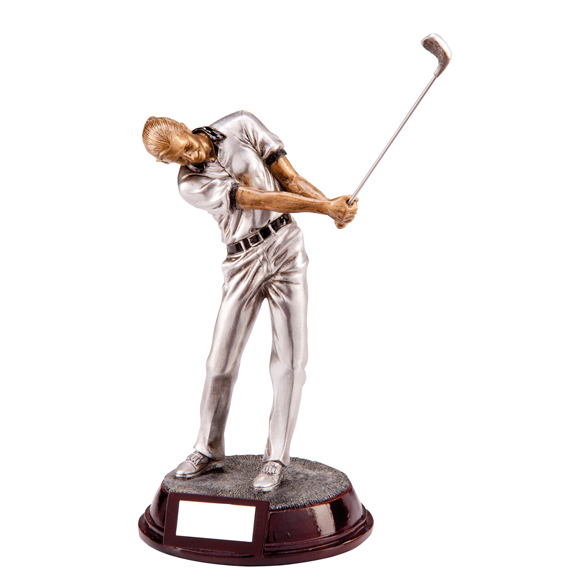 Augusta Female Golf Figure Trophies