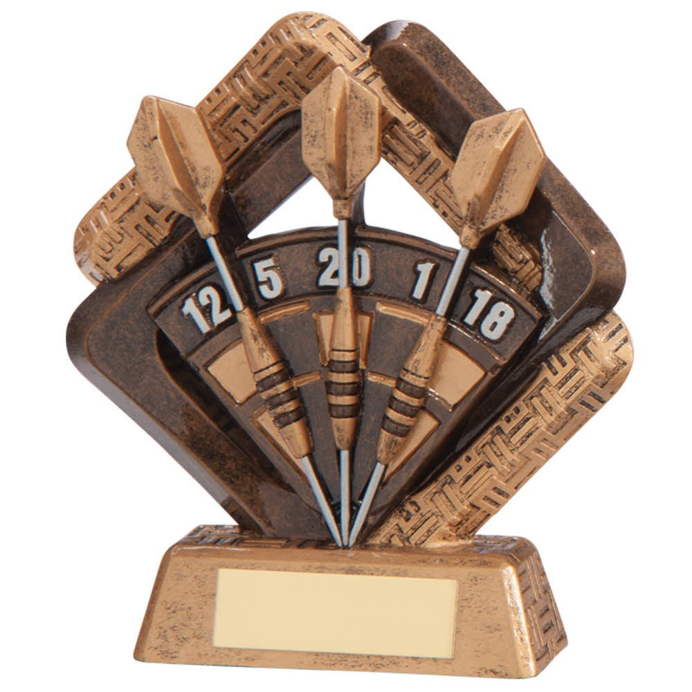 Sporting Unity Darts Trophies