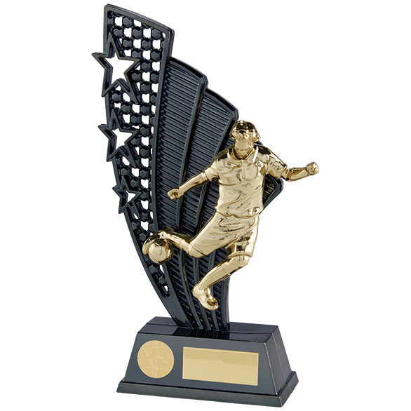 Star Force Football Player Trophies