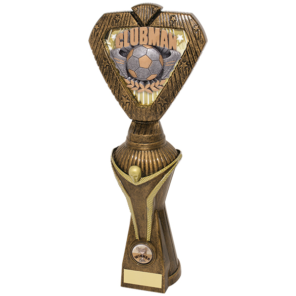 Clubman World Cup Hero Football Trophies