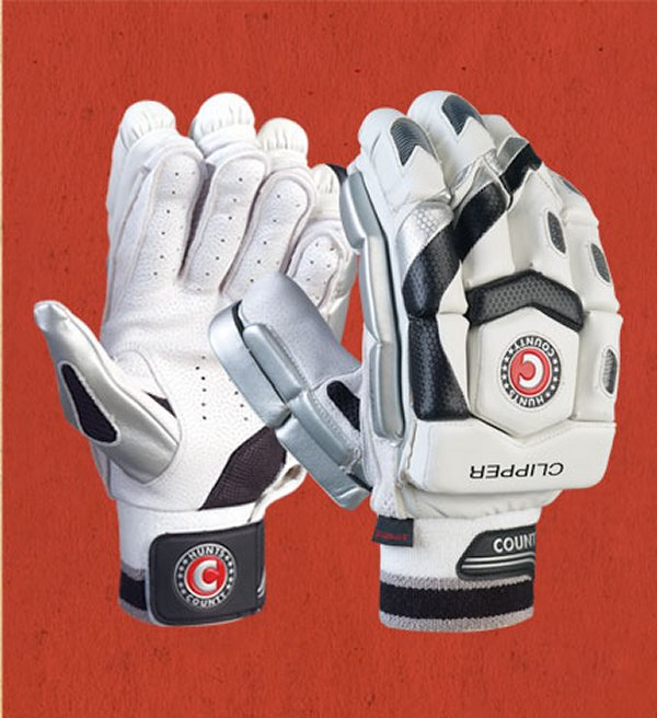 County Cricket Batting Gloves Clipper