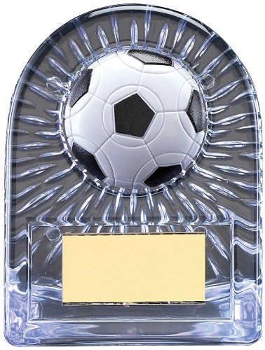 Football Budget Trophies