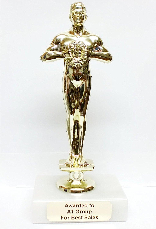 The Oscar Style Award Achievement Trophy A1 Trophies