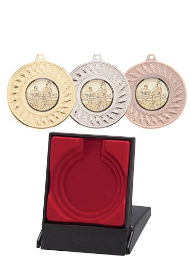 Heavy Medal & Box