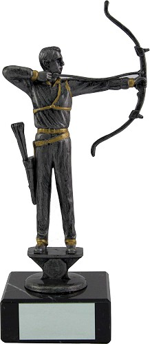 Archery Figure Trophies