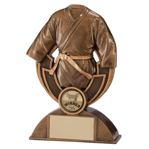 Martial Arts Tempo Strike Trophies
