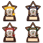 School House Little Star Trophies