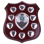 Annual Illustrious Wooden Shields