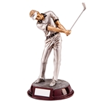 Augusta Male Golf Figure Trophies