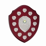 Annual Wooden 12 Year Shield