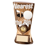 Resin Nearest the Pin Golf Trophies