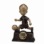 Rising Star Football Player Trophies